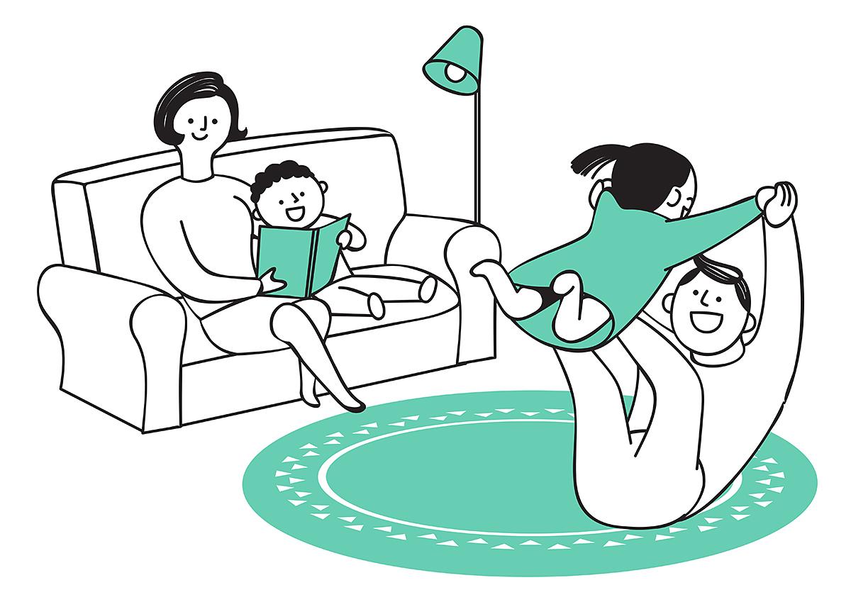 서울시건강가정지원센터, 일·가정 양립 실현을 위한 <찾아가는 아버지교실> 운영 관련 이미지