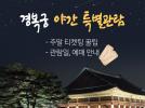 2019 경복궁 야간 개장 주말 티켓팅 꿀팁, 관람일 및 예매 안내 표지 이미지